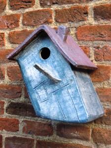 Vogelhuisje 40 Joop van Ulden